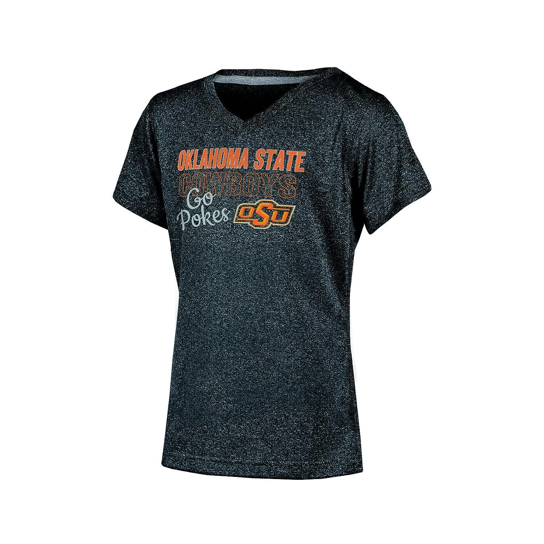Champion NCAA Girls Short Sleeve V-Neck T-Shirt