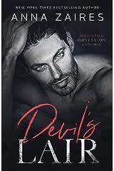 Devil's Lair (Molotov Obsession Duet Book 1) Kindle Edition