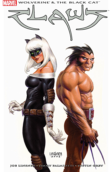 Amazon Com Wolverine Black Cat Claws Ebook Gray Justin