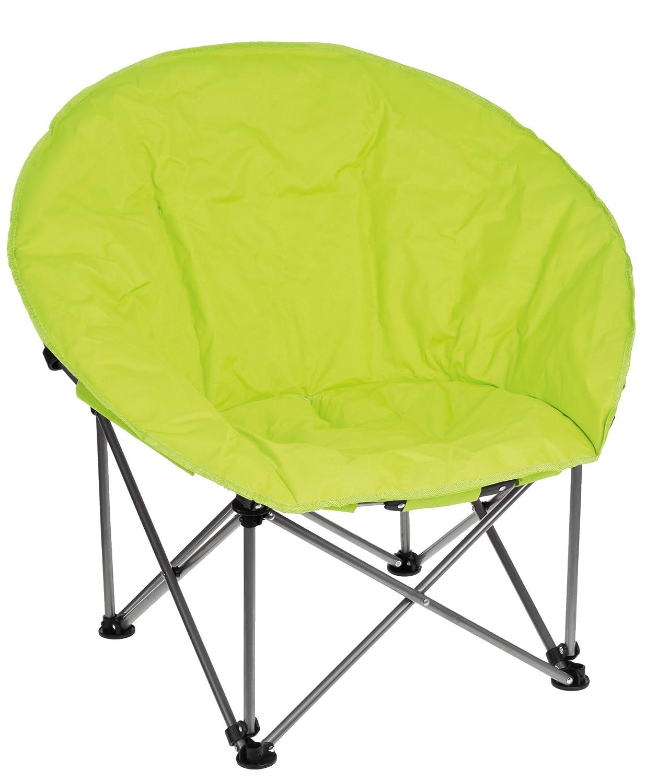 Gut Moon Chair limone, faltbarer Campingstuhl, gemütlich, bequem  CB44