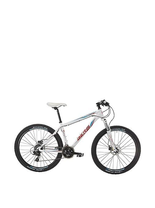 Berg Bikes Bicicleta Montaña Blanco/Rojo M: Amazon.es: Deportes y ...