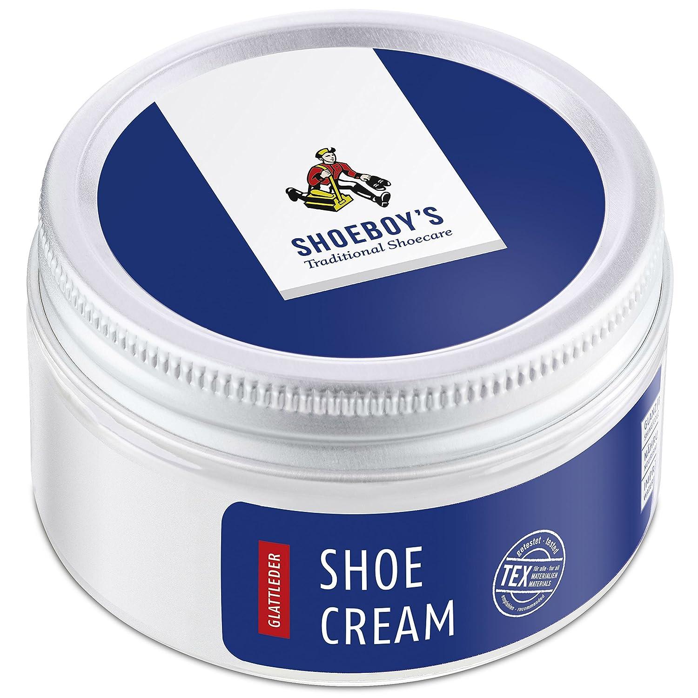 Crème de chaussurede Shoeboy –Crème Chaussure pour une qualité de cuirs lisses. bronze 50 ml 990276