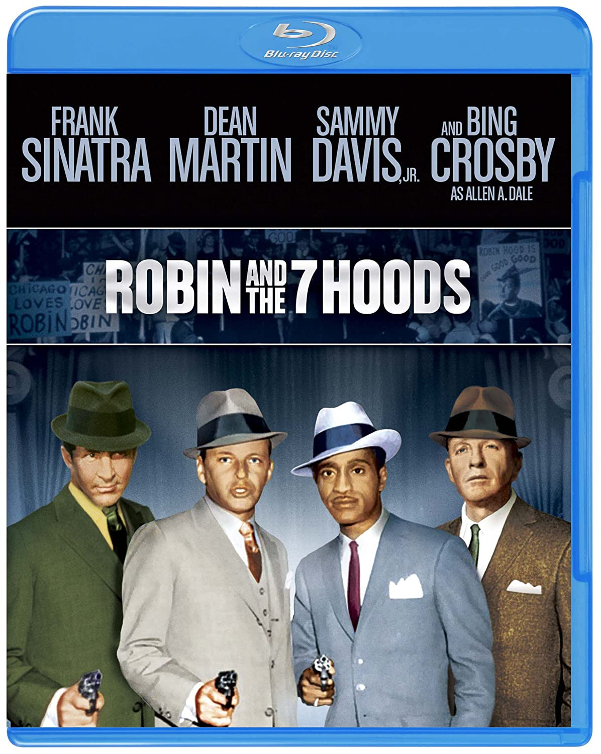 robin and the seven hoods full movie hd