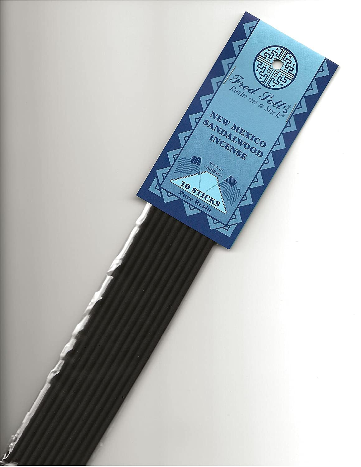 FRED SOLLS Resin ON A Stick New Mexico Sandalwood Incense (20)