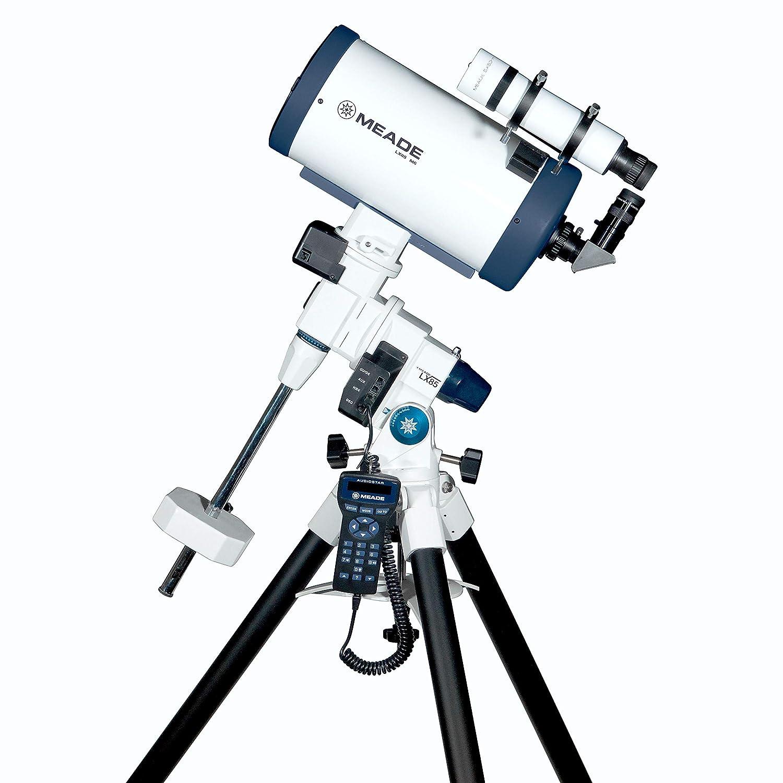 Telescopio Maksutov Meade LX85 150//1800 f//12 EQ Goto con AudioStar