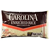 Carolina Enriched Rice Long Grain 5 lbs