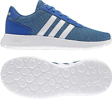adidas Lite Racer K, Zapatillas Unisex Niños, Azul (Azul/ftwbla/Azusol), 39 EU: Amazon.es: Zapatos y complementos