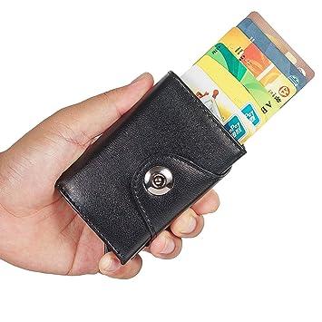 6542619030b5c Kreditkartenetui mit Geldbeutel 2-in-1