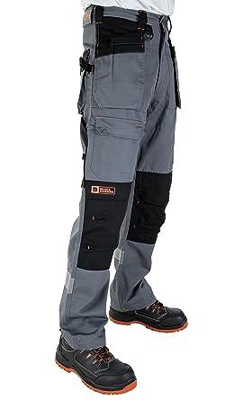 1f56a682c14d Black Hammer Pantalon de Travail pour Hommes