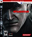 Metal Gear Solid 4 Guns of the Patriots - PlayStation 3
