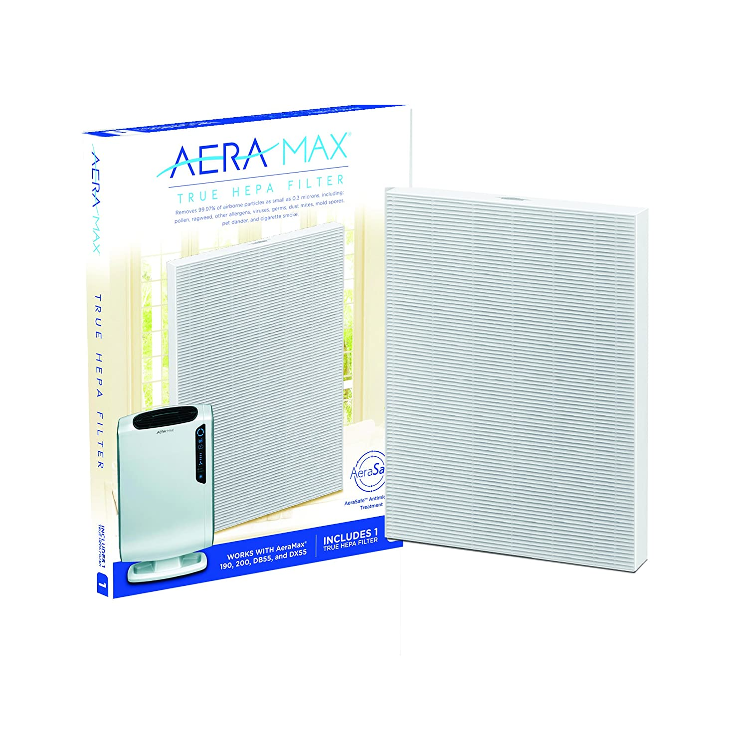 Fellowes AeraMax DX95 True HEPA Filter-White 9287201