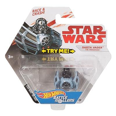 Hot Wheels Star Wars Darth Vader Vehicle: Toys & Games
