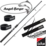 DAM Camaro Allround Angelrute Allroundrute alle Modelle mit Angel Berger Rutenband