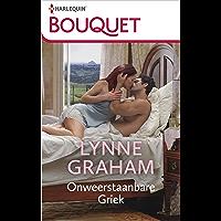 Onweerstaanbare Griek (Bouquet Book 2426)