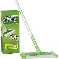 Swiffer vloerwisser starterset met 1 vloerwisser + 8 droge vloerdoeken