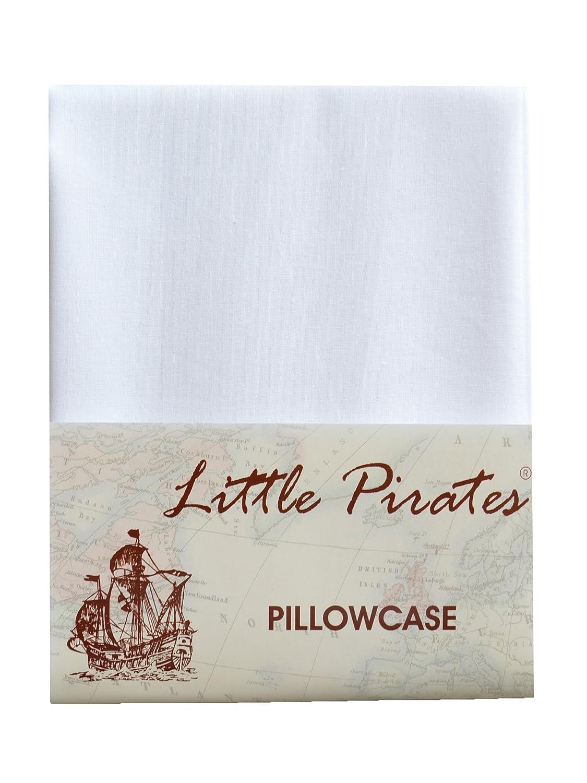 Funda de almohada para cuna de bebé , 60 x 40 cm, 100% algodó n cepillado 100% algodón cepillado Bobbico Ltd