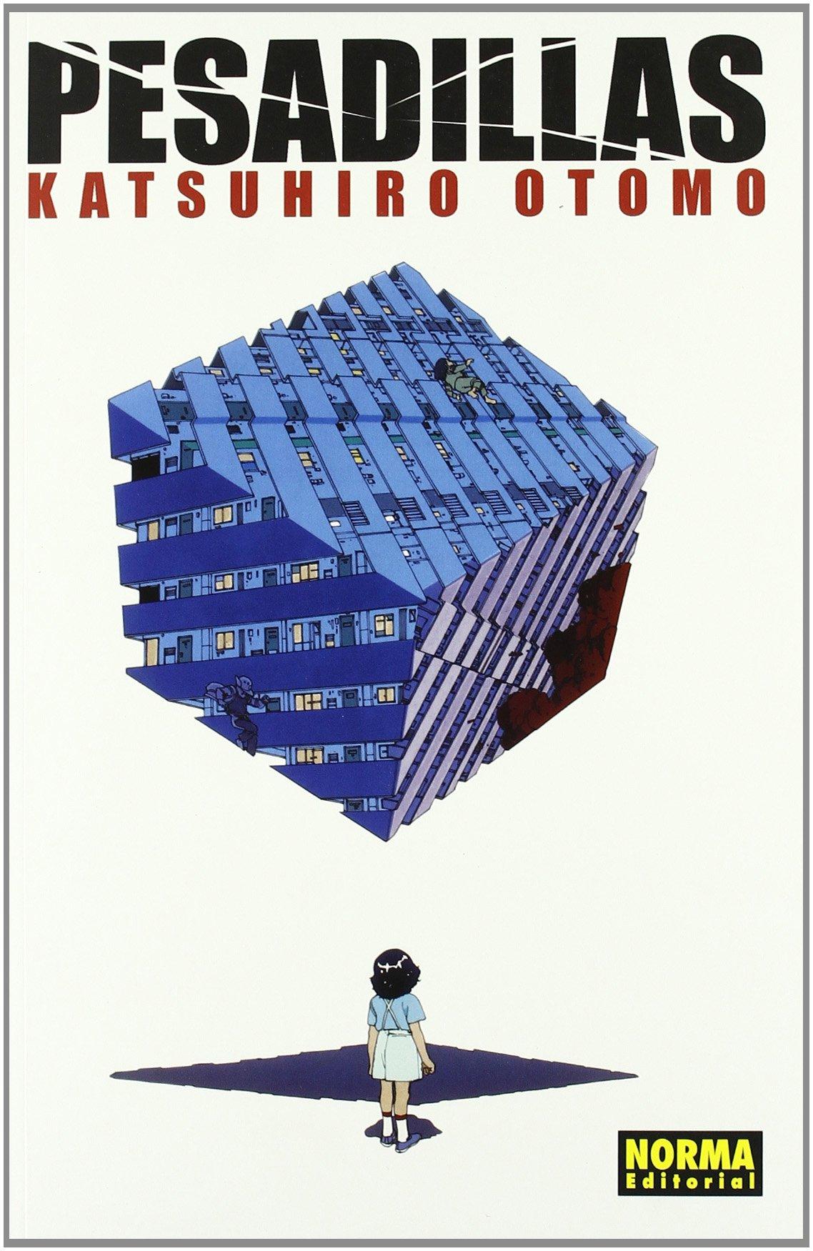 PESADILLAS (SENSEI MANGA) Tapa blanda – 1 dic 2003 Katsuhiro Otomo Norma Editorial 8484319016 931030