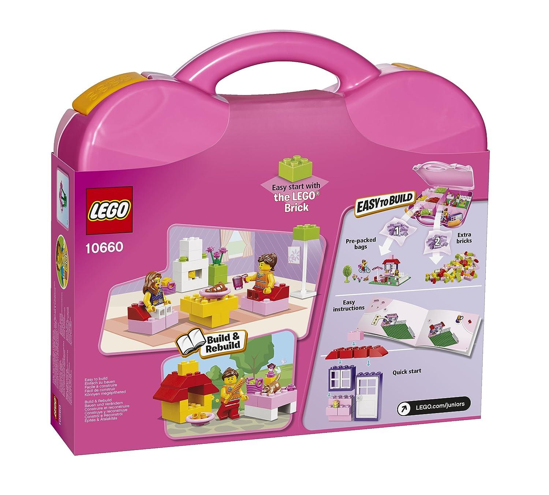 LEGO Juniors House Suitcase, Building Sets - Amazon Canada