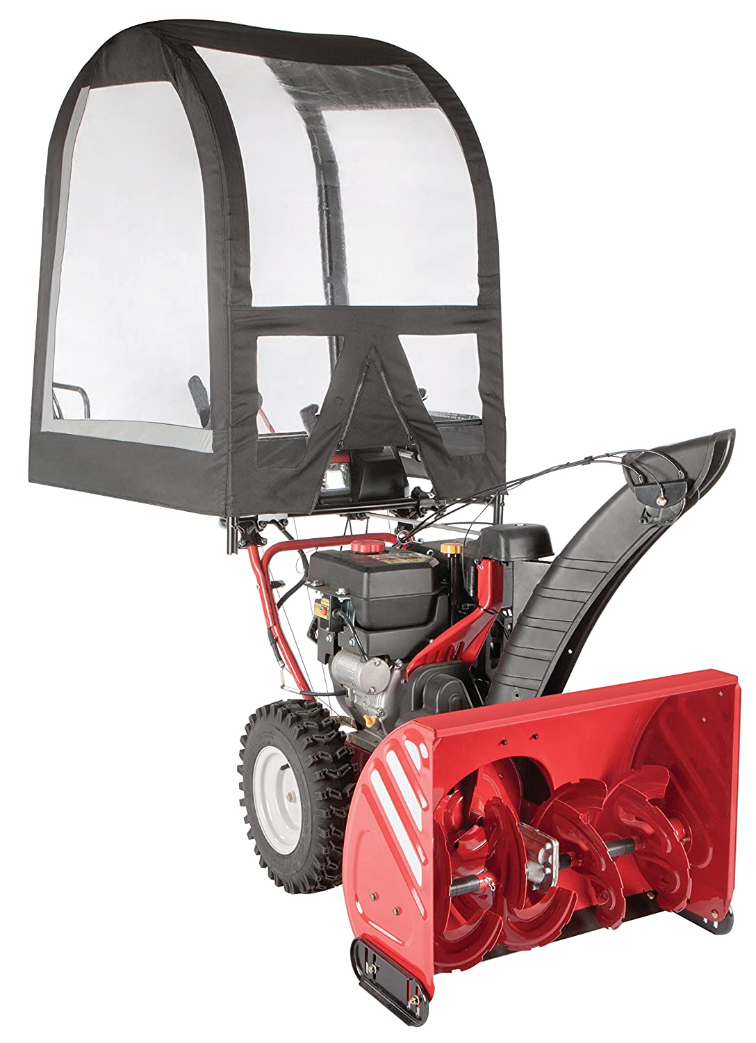 Amazon.com : Arnold Deluxe Universal Snow Thrower Cab : Snow