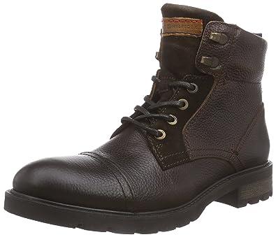 Tommy Hilfiger CURTIS 6A, Herren Combat Boots, Braun (COFFEE BEAN 212), 33860b4dbe