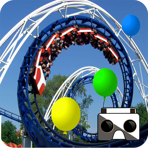 VR Adventure 2017 : Roller Coaster - App Glasses Virtual
