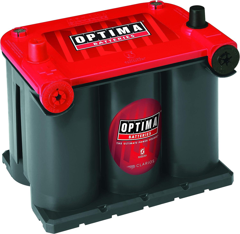 Optima Batteries 8022-091 75/25 RedTop Starting Battery: Automotive