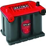 Optima Batteries OPT8022-091 8022-091 75/25 RedTop Starting Battery