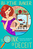 To Drink of Deceit (The Maddie Morgan Mini-Mysteries Book 1)