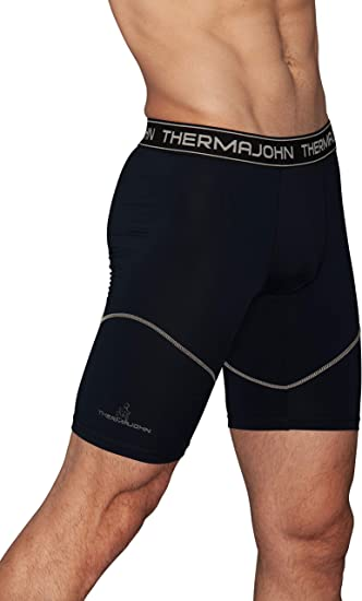 Men/'s Fast Dry Shorts Compression Base Layer Shorts Bottoms with Pocket Briefs