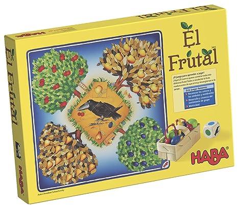 Haba El Frutal Juego De Mesa Ha3403 Amazon Es Juguetes Y Juegos