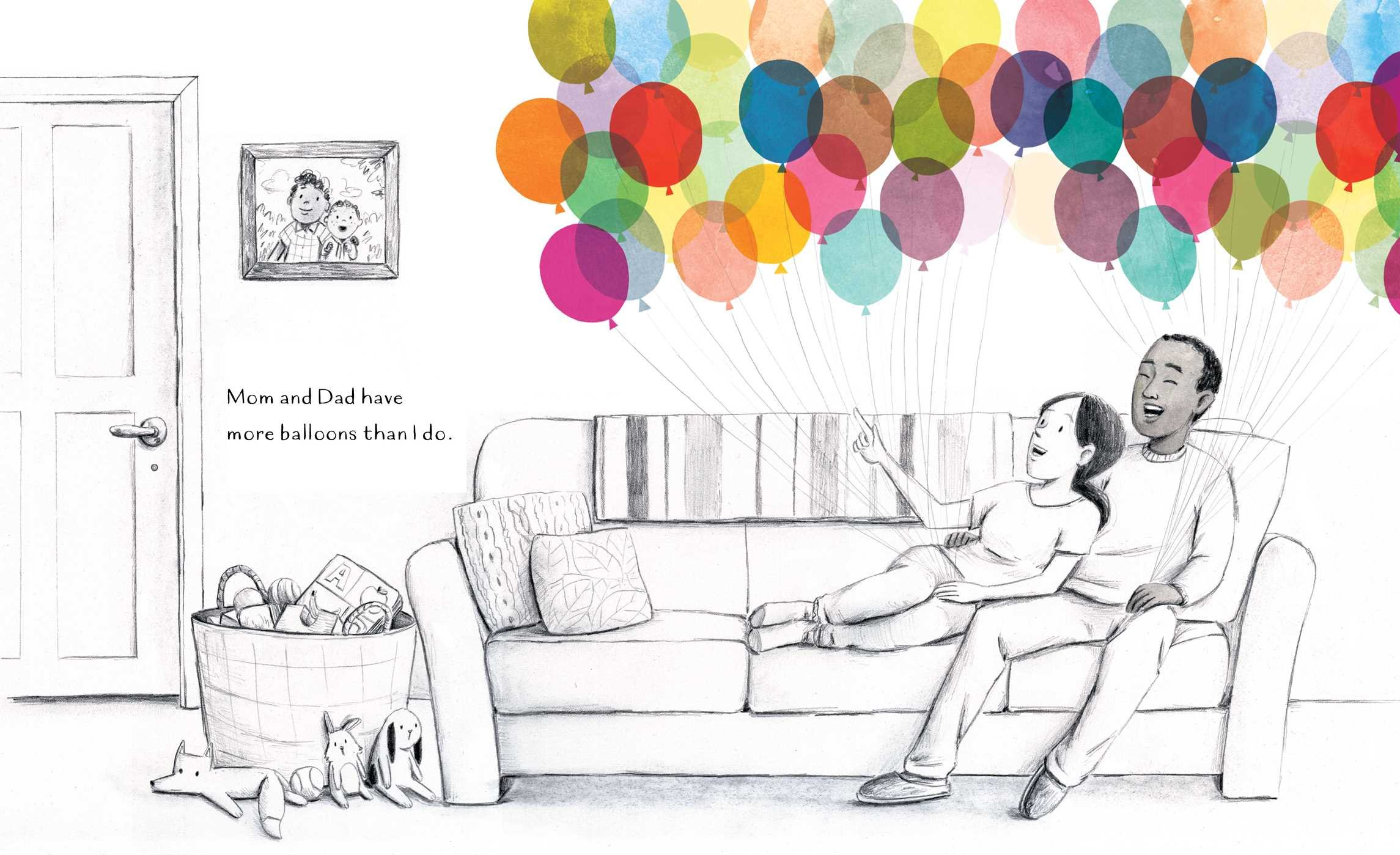 The Remember Balloons: Jessie Oliveros, Dana Wulfekotte: 9781481489157:  Amazon.com: Books