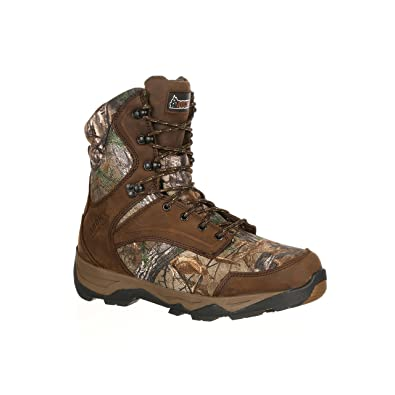 bf5a6a1a477 Rocky Men's 8 Inch Retraction 800G Hunting Boot