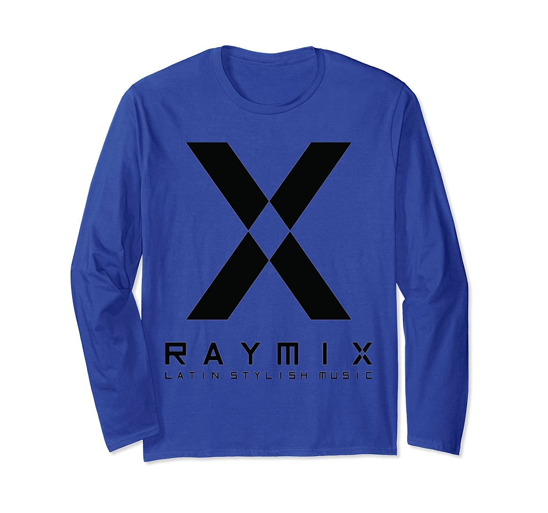 Raymix Latin Stylish Music Mexican Long Sleeve T-Shirt-alottee gift