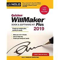 Quicken Willmaker Plus 2019 Edition: Book & Software Kit