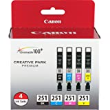Amazon.com: Canon CL-546 – Cartucho de impresión – 1 x Color ...
