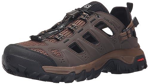Salomon Evasion Cabrio, Zapatillas de Senderismo para Hombre: Amazon.es: Zapatos y complementos