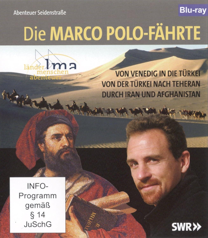 Die Marco Polo-Fährte - Abenteuer Seidenstraße - Los países ...