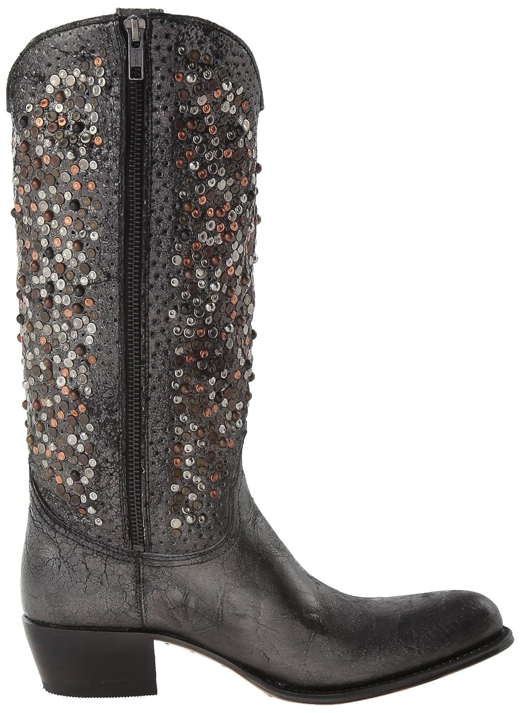 d0139d3465c2 ... FRYE Women s Deborah Studded Tall Western Boot Boot Boot B00IM5I070 6  B(M) US ...