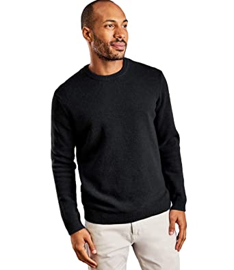 c8573da71cc Woolovers Mens Lambswool Crew Neck Jumper
