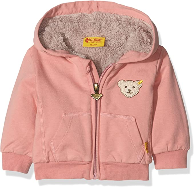 Steiff Girls Sweatjacke Cardigan