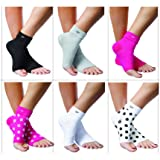 #1 PRO - CPR Plantar Fasciitis Socks Compression Support Sleeve for Men and Women. Quicker Injury Recovery, Joint Pain Relief, Foot and Arch Support Socks Reduce Swelling, Eliminate Spurs, Repair Arch