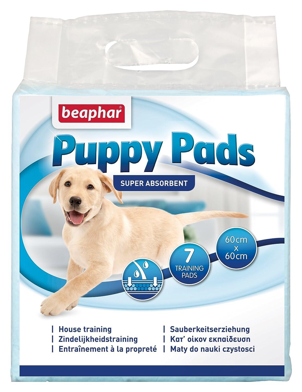 Beaphar - Puppy-Pads, tapis éducateur pour apprendre la propreté - chiot - 30 tapis 17133 tapis éducateur chiot éducateur chien chien propreté