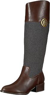a77501dbf Tommy Hilfiger Women s MADELEN Equestrian Boot
