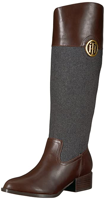 e9f090a0293 Tommy Hilfiger Women s Madelen Equestrian Boot