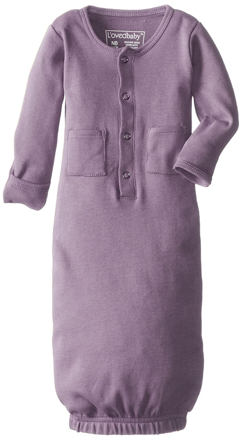 L'ovedbaby Unisex Baby Organic Gown L' ovedbaby - Clothing OR442