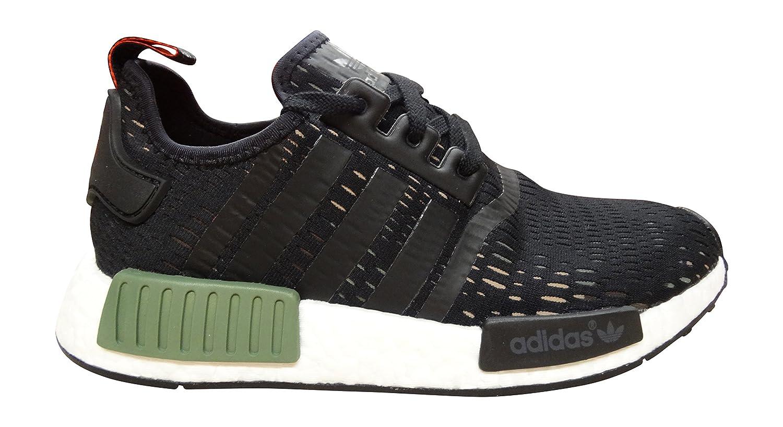 adidas Originals Adidas originals NMD_R1 N M D R1 men sneakers shoes C black C black gum 3 (B42200 FW18)