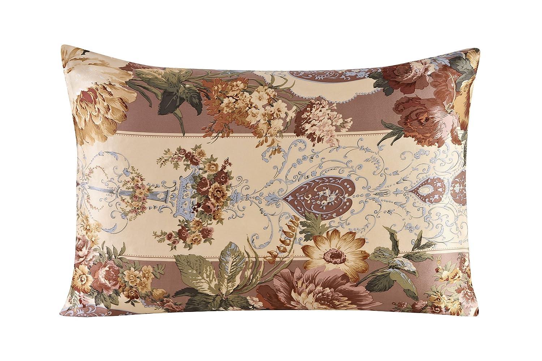 シルク枕カバー ポリエステルホワイトサテン生地の裏地 標準 43204-20851 B071VSBYF5 標準|pattern14 pattern14 標準