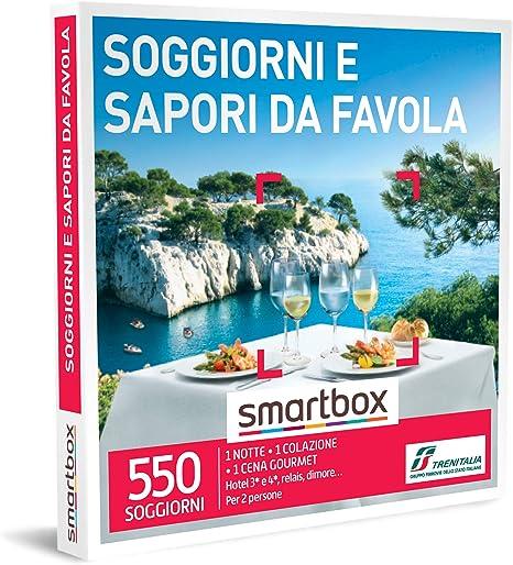 Smartbox Cofanetto Regalo Soggiorni E Sapori Da Favola Idee