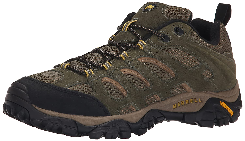 Moab Ventilator Hiking Shoe, Olive, 7.5