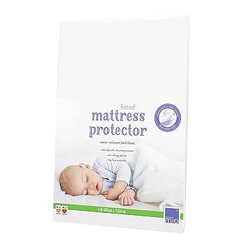 Bambino Mio Passgenauer Matratzenschutz Babybett 60 X